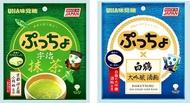 日本 UHA味覺糖 普啾軟糖 日本酒/宇治抹茶
