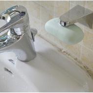 肥皂架 香皂架 磁吸式吸皂器 強力磁鐵吸皂器 洗手神器 肥皂洗手收納架 香皂架【CH529-01】