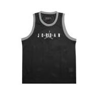 Nike 背心 Jordan Sport Tank 男款 喬丹 飛人 運動休閒 圓領 透氣 黑 白 CJ6152010 CJ6152-010