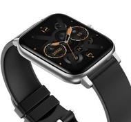 AWEI - (黑色)Awei H6 Smart Wristband 心率智能運動手環 防水IP67 心率智能運動手錶 智能手錶 健康檢測 心率 血氧 血壓 來電提醒 睡眠檢測 藍牙運動手錶 監測計步運動模式手環