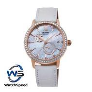 Orient RA-AK0004A00C Automatic Sun & Moon Sapphire Ladies / Womens Watch RA-AK0004A