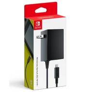 【NS現貨】任天堂 Nintendo Switch原廠電源線專用充電線+變壓器