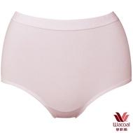 【華歌爾】新伴蒂-S型 中腰M-LL機能內褲2件組(柔粉紅)