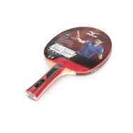 # MIZUNO 美津濃 83GTT96062   桌球拍MB1(已貼膠皮與保護框貼)紅柄/重約164g