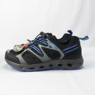 LOTTO 征服者水陸兩用鞋 速乾透氣 3D蜂巢鞋墊 LT0AMW2006 男 黑藍【iSport愛運動】