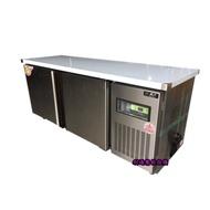 《利通餐飲設備》瑞興冷凍工作台冰箱 冷凍櫃 6尺工作台冰箱 全冷凍 半冷凍半藏 工作台 料理台