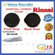 Charcoal Filter For Rinnai Cooker Hood Rinnai Hood RH382VR