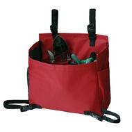 三顏色草坪割草機收納袋,推草機花園收納袋懸掛式儲物袋割草機配件工具袋