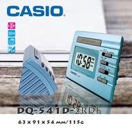 Casio DQ-541D-2RDF Blue Digital Led Light Alarm Clock