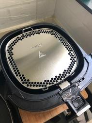 原廠正品PHILIPS 飛利浦 炸鍋蓋 炸籃蓋 炸鍋炸籃不銹鋼防濺蓋 氣炸鍋 專用無煙上蓋