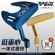 高爾夫用品 golf裝備 球桿包 練習器 PGM 新款 高爾夫球桿 單支 推桿  帶瞄準線 大號握把