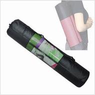 瑜伽墊專用背包網包收納袋61/80/100/120cm寬--6-20mm厚可用