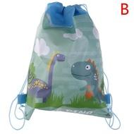 Moitoไดโนเสาร์กระเป๋าเดินทางแบบหูรูดกระเป๋าเก็บของเป้สะพายหลังไปโรงเรียนของขวัญวันเกิดเด็ก