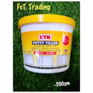 KTH PUTTY FILLER FOR CEMENT AND WOOD