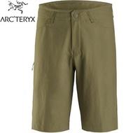 Arcteryx 始祖鳥 Creston 登山短褲/休閒短褲/快乾透氣 男款 23024 喬木綠