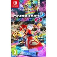 【Nintendo 任天堂】NS Switch 瑪利歐賽車 8 豪華版 中英日文歐版(Mario Kart 8 Deluxe)