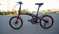 ⭐Local Stocks⭐🔥Official SG HACHIKO DISTRIBUTOR🔥 HACHIKO HA-02 20 Inch Foldable Bicycle