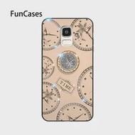 Fashions For Samsung J8 2018 Soft Silicone Case sFor Carcaso Samsung Galaxy estuche J6 Plus Note 10 Pro 9 8 A750 A6 2018 J4