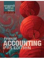 Financial Accounting: IFRS Edition 2/e (新品)
