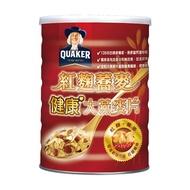 【桂格】紅麴蕎麥健康大燕麥片