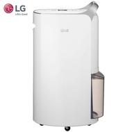 LG 樂金 MD171QSK1 除濕機 17公升/日 18項安全裝置 WiFi遠控功能