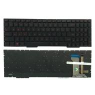 New arrival model for ASUS GL553 GL553VW GL553VD US Black with backlit Laptop keyboard