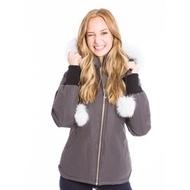 四季出品(國外連線)加拿大 moose knuckles JACKET 抵禦北極寒潮的羽絨外套 女生常規長度款