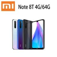 【滿$3000賺10%點數回饋,上限500點】 Xiaomi 紅米 Note 8T 4G/64G 6.3 吋 八核心手機