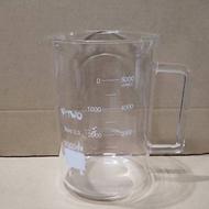 新安堂-有柄玻璃燒杯 5000ml