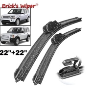 Erick's Wiper Front Wiper Blades For Land Rover Discovery 3 / 4 LR3 LR4 2004-2016 Windshield Windscreen Front Window 22 +22
