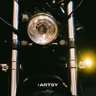 [:ARTSY] 迷你方向燈 A款 方向燈 LED 超亮 超小 超好看 改裝方向 雲豹 野狼 愛將 KTR 帥哥 通用
