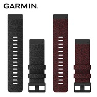 【GARMIN】QUICKFIT 26mm 尼龍錶帶