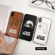 We Bare Bear iPhone Case