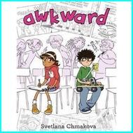 คุณภาพ จาก  Asia Books หนังสือภาษาอังกฤษ AWKWARD
