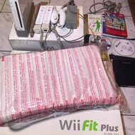 Wii+Wii fit plus