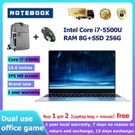 [1 year warranty]laptop asus new notebook AST Laptop core i5 laptop i7 Intel J4115 / 15.6-inch IPS LED / 8G RAM / 128G SSD / free mouse + free backpack free shipping