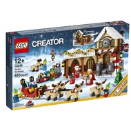 LEGO Creator EXPT Santas Workshop 10245