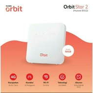 Orbit Star 2 B312 Wifi 4G LTE Free Quota Modem 50GB