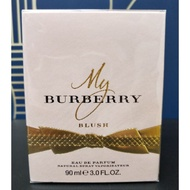 【公司貨】BURBERRY My Burberry BLUSH 女性淡香精90ml~超優惠!