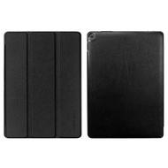 【Metal-Slim】ASUS ZenPad 10 Z301ML Z301MFL(高仿小牛皮三折立架式皮套)