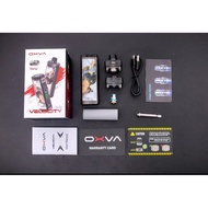 OXVA Velocity 2in1 pod mod kit Package with 1 Pair of Legit 21700 Molicel