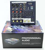 DJ DJ-4G Scorpio Audio Mixer