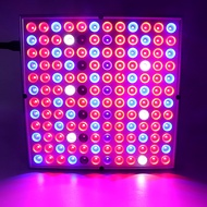 Full Spectrum Plant Flower LED Grow Light LED Panel Downlight Full Spectrum 45W 144LED AC85-265V Plants Flowers Vegetation