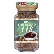 UCC118精緻即溶咖啡100g