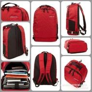 ssmbp ?กระเป๋าเป้ SAMSONITE RED แท้? Backpack รุ่น CLOVEL RED