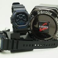 G-SHOCK BLACK BLUE HOT FREE BOX G-SHOCK!!!