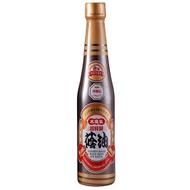 高慶泉 金級黑豆極品蔭油膏410ml(公司直售)