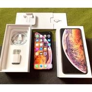 iPhone XS Max 64G 9成新 金 6.5吋 iXs 二手機 中古機 貼換 舊機折抵 iphonexsmax