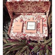 多款現貨/ 新款 Gucci Bloom , 槴子花香水 香水禮盒套裝 香氛禮盒組 淡香精 身體乳 滾珠香水