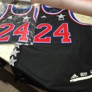 Adidas NBA Kobe Bryant 2015 all star 明星賽 球衣 正品 含吊牌